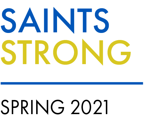 Saints Strong Fall 2020