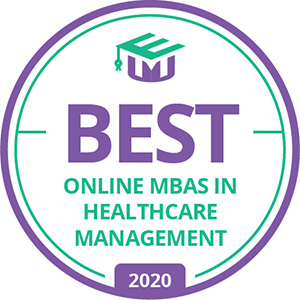 OLLU MBA in Health Care Management recognized for online program excellence