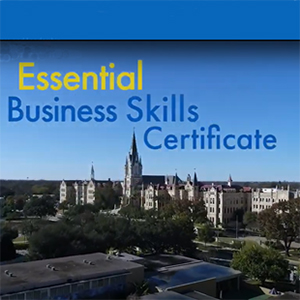 OLLU creates business certificates for future leaders