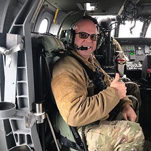 OLLU professor deploys to Texas State Guard