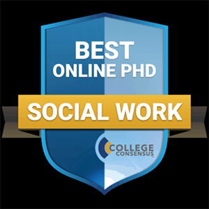 Online social work PhD program ranked among nation's best