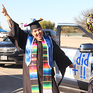 Hybrid commencement exercises set for May 8