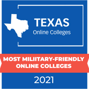 OLLU ranked among Texas' most military friendly online colleges