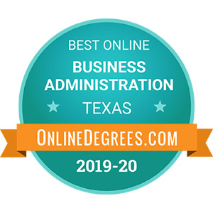 Online MBA program ranked among state's best