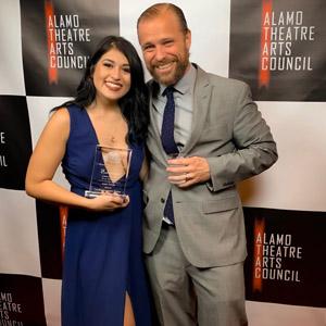 Alumna wins Lead Actress award
