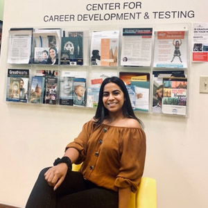 Marketing major to attend HACU Leadership Institute