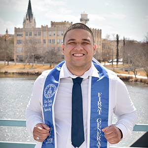 Jose L. Neri - Interdisciplinary Studies Major - Spring 2021 Senior Spotlight